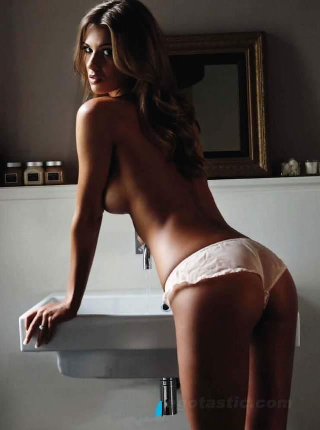 Christine McGuinness booty