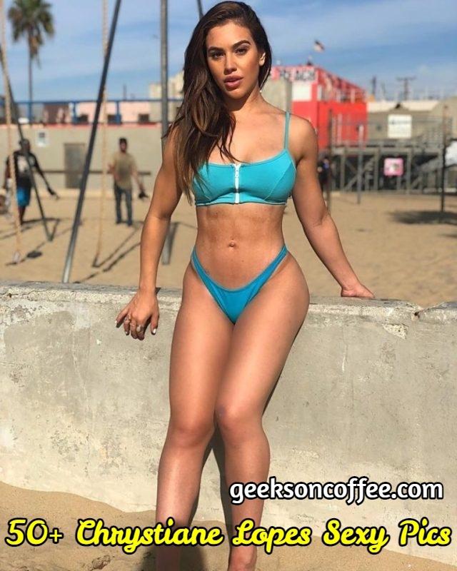 Chrystiane Lopes Sexy Pics
