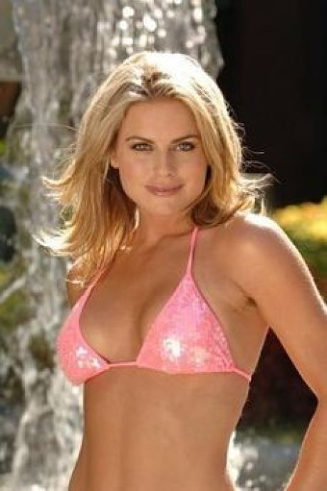 Courtney Friel breast pics