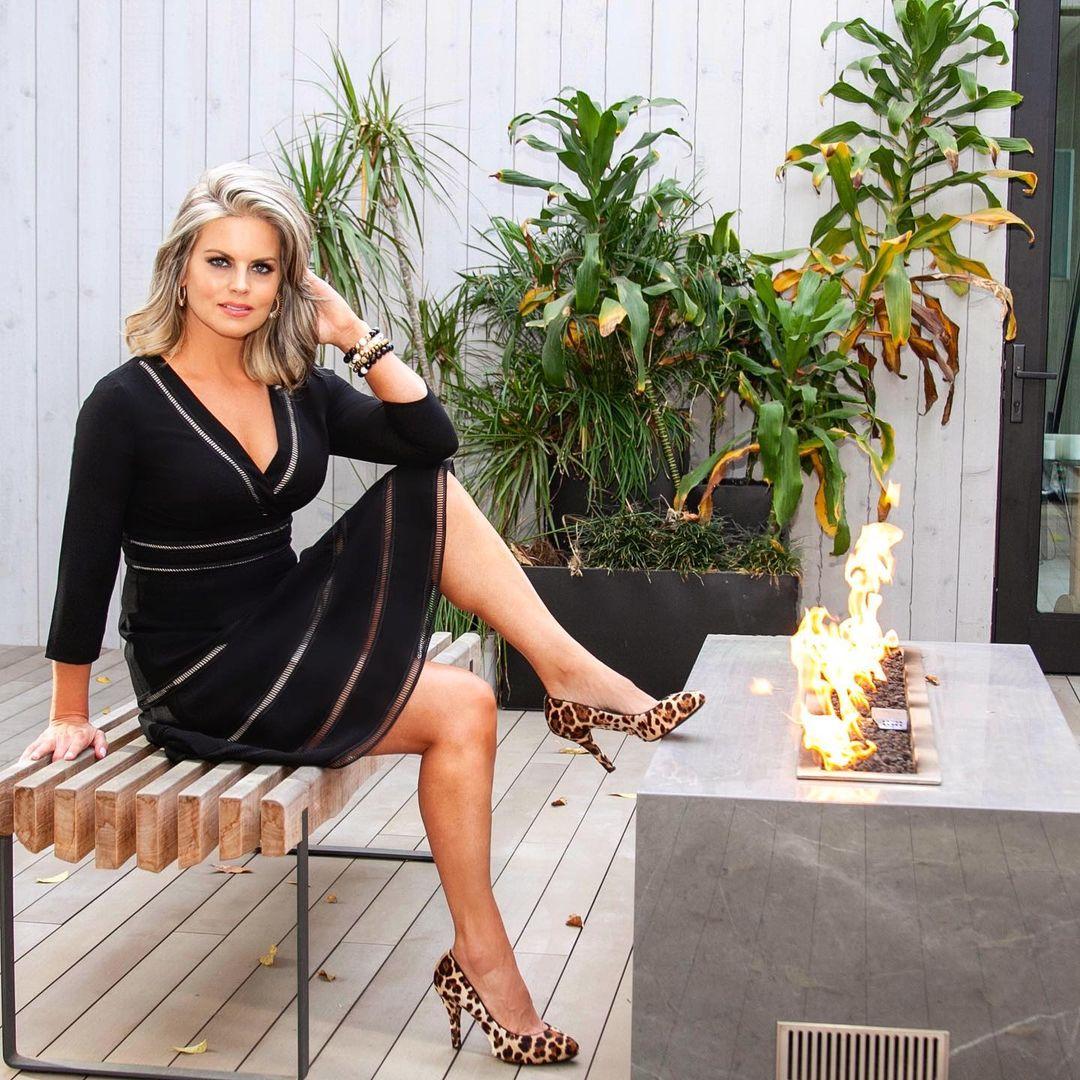 Courtney Friel sexy legs