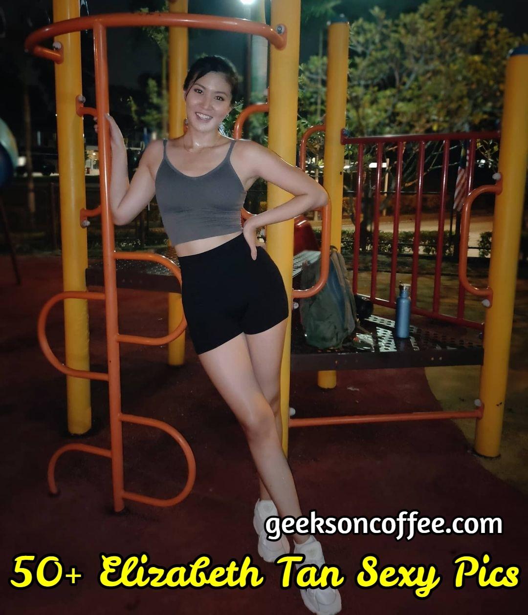 Elizabeth Tan Sexy Pics