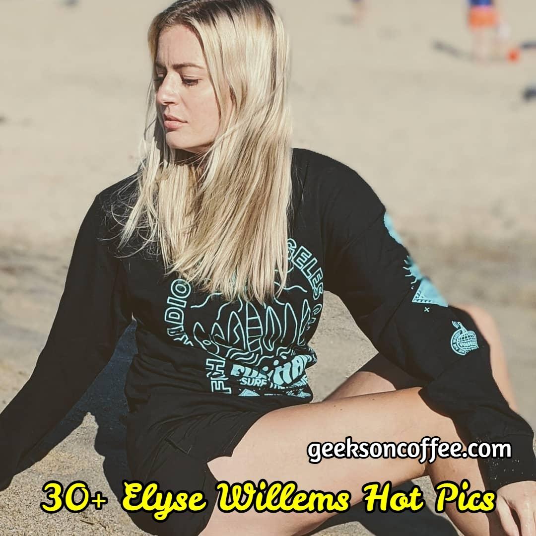 Elyse Willems Hot Pics