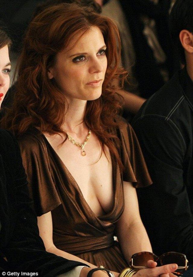 Emilia Fox breast pics