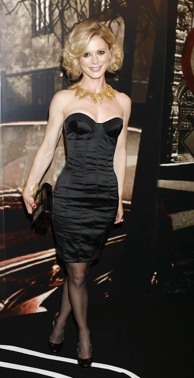 Emilia Fox tits