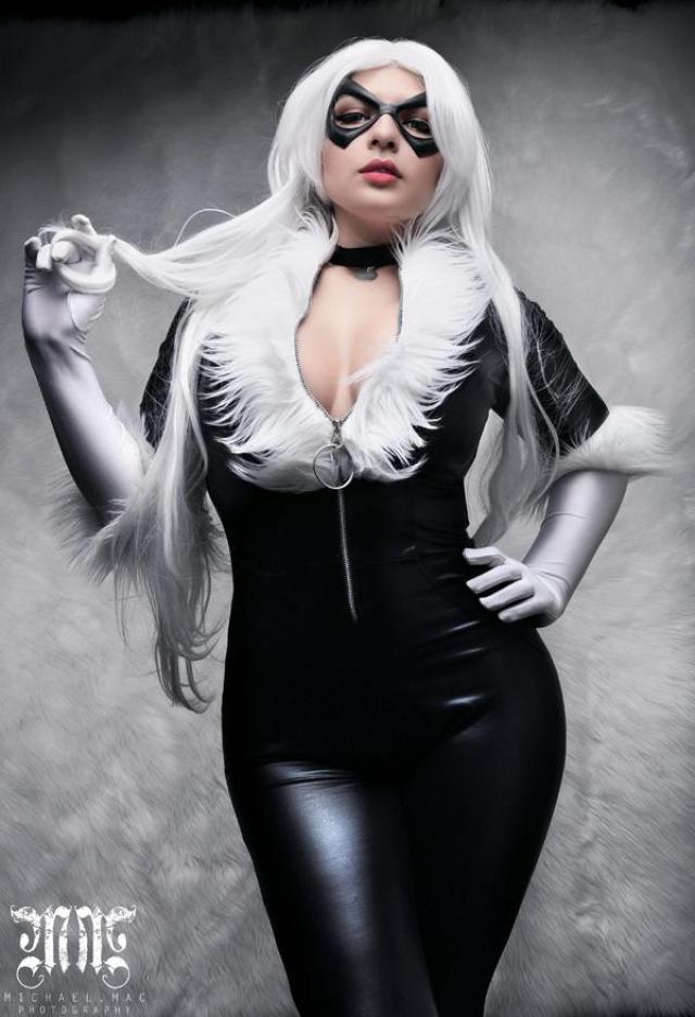 Felicia Hardy tits