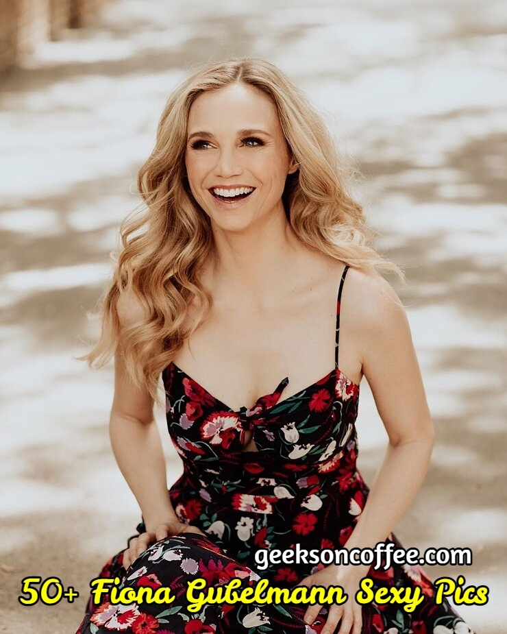 Fiona Gubelmann Sexy Pics