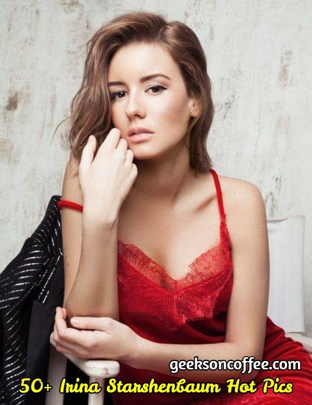 Irina Starshenbaum Hot Pics