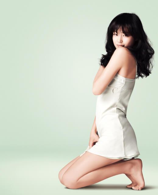 Jun Ji-hyun sexy thigh pics