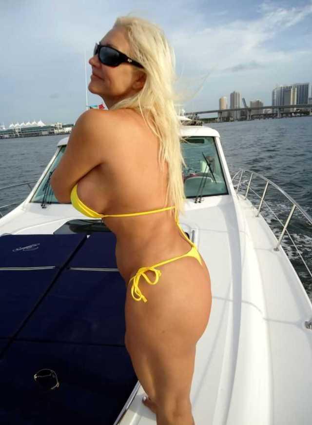 Linda Hogan booty