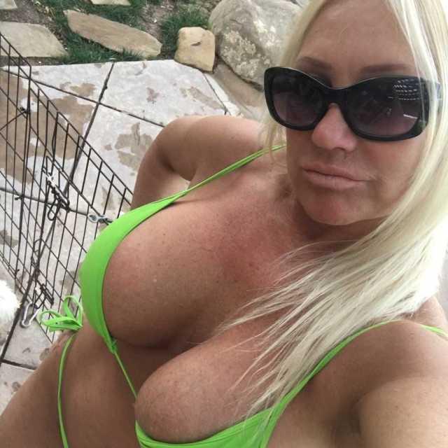 Linda Hogan tits