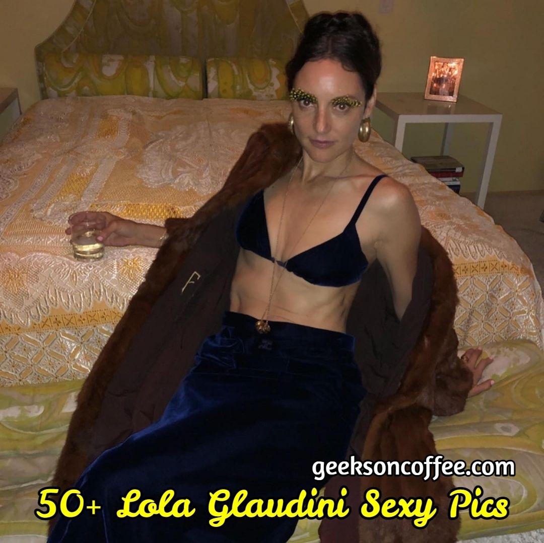 Lola Glaudini Sexy Pics
