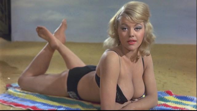 Margaret Nolan breast pics