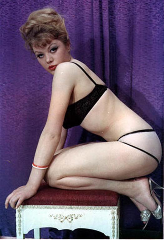 Margaret Nolan hot looks
