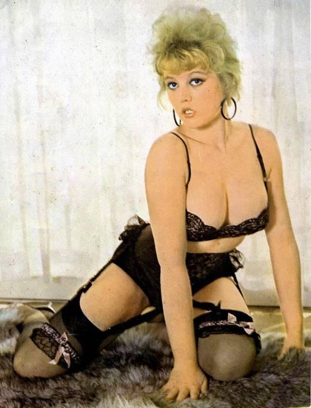 Margaret Nolan tits