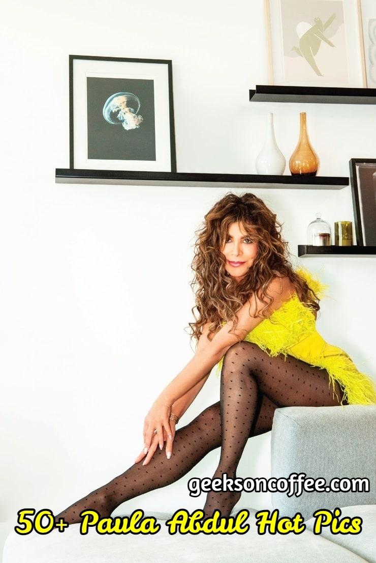 Paula Abdul Hot Pics