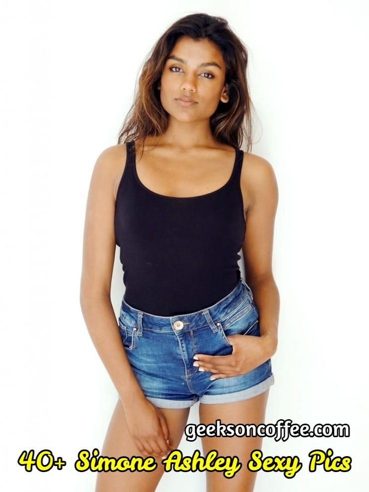 Simone Ashley Sexy Pics