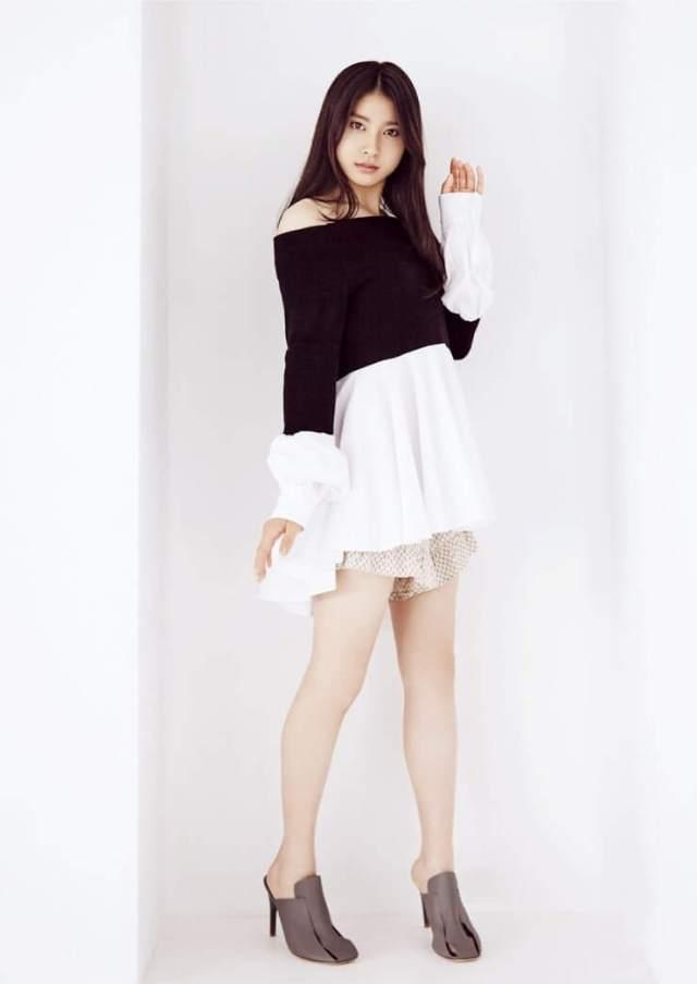 Tao Tsuchiya sexy legs