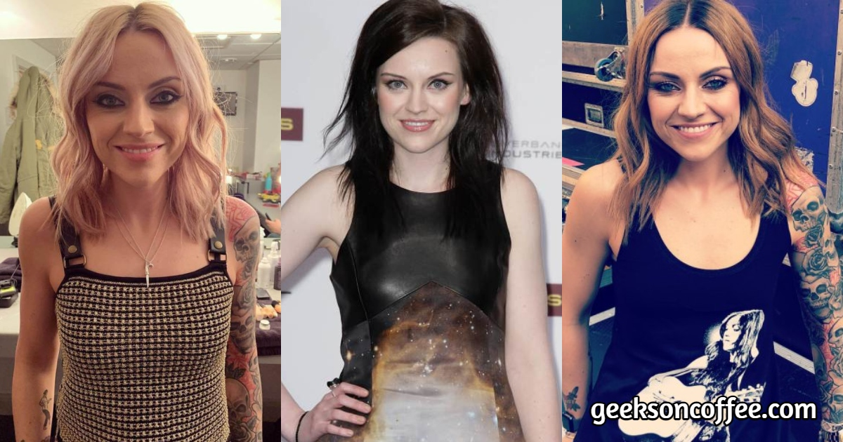 51 Amy Macdonald Hot Pictures Show Off Her Voluptuous Body