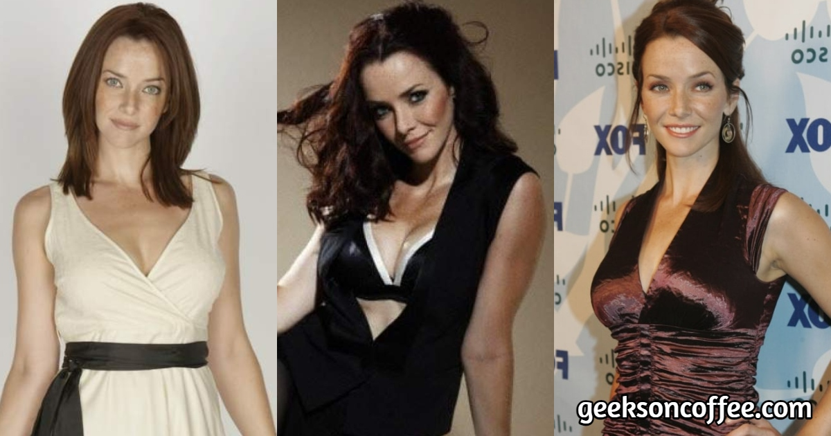 51 Annie Wersching Hot Pictures Can Make You Fall In Love With Her In An Instant