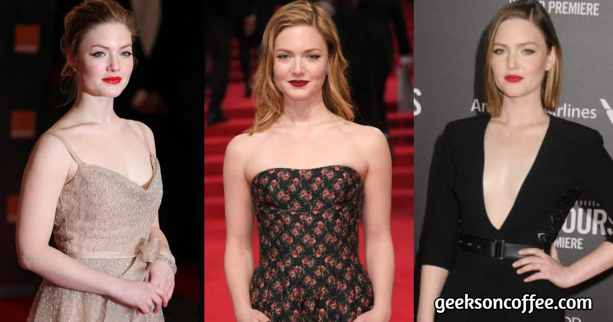 51 Holliday Grainger Hot Pictures Will Have You Feeling Hot Under Your Collar