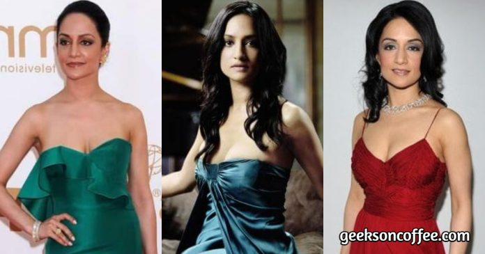 51 Hottest Archie Panjabi Pictures You Just Can't Get Enough Of