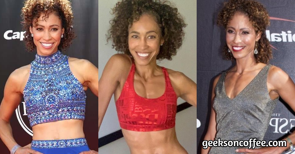51 Hottest Sage Steele Pictures Make Her A Thing Of Beauty