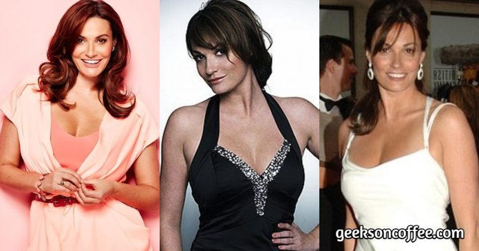 51 Hottest Sarah Parish Pictures Will Bring Out Your Deepest Desires