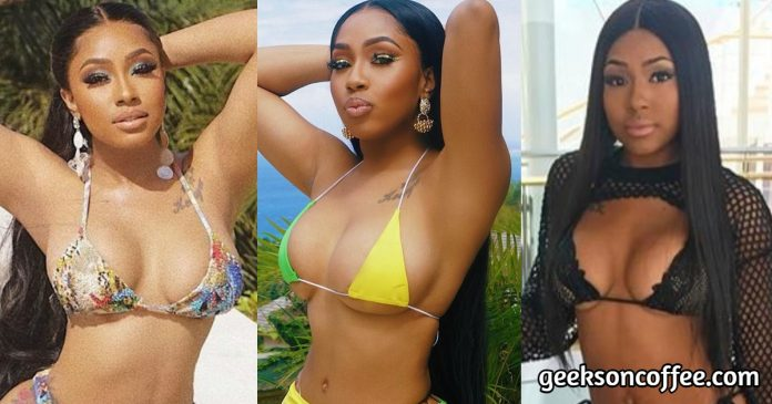 51 Yung Miami Hot Pictures Show Off Her Voluptuous Body