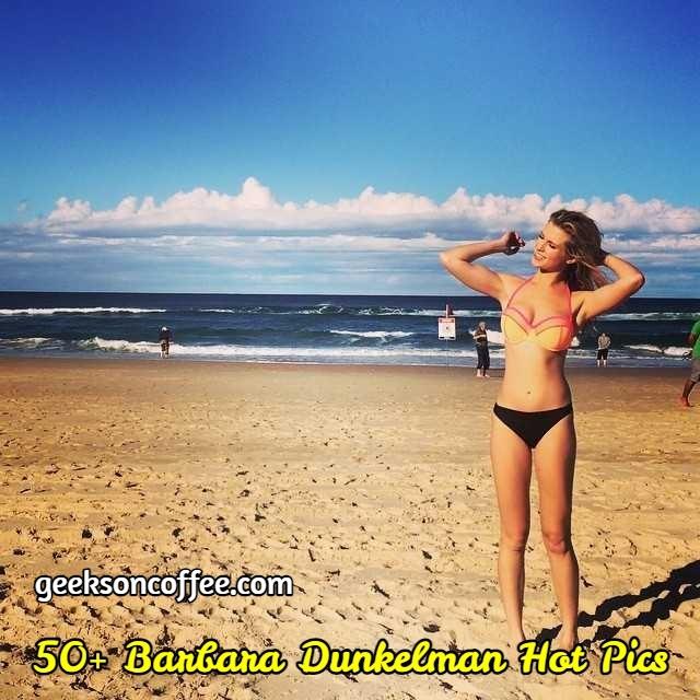 Barbara Dunkelman Hot Pics