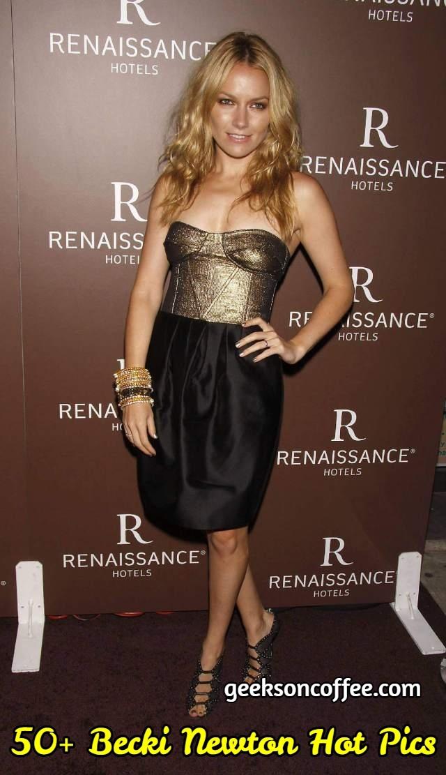Becki Newton Hot Pics