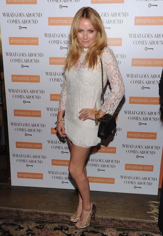 Becki Newton hot looks