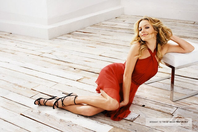 Becki Newton hot photo