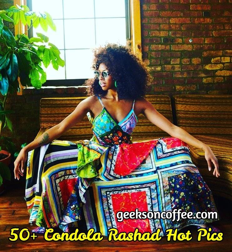 Condola Rashad Hot Pics