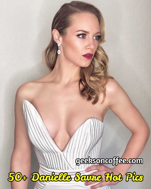 Danielle Savre Hot Pics