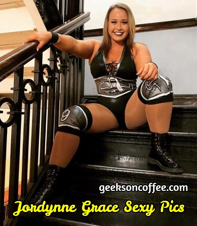 Jordynne Grace Sexy Pics