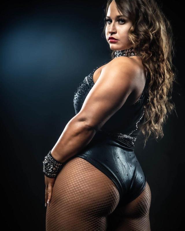 Jordynne Grace big ass pics
