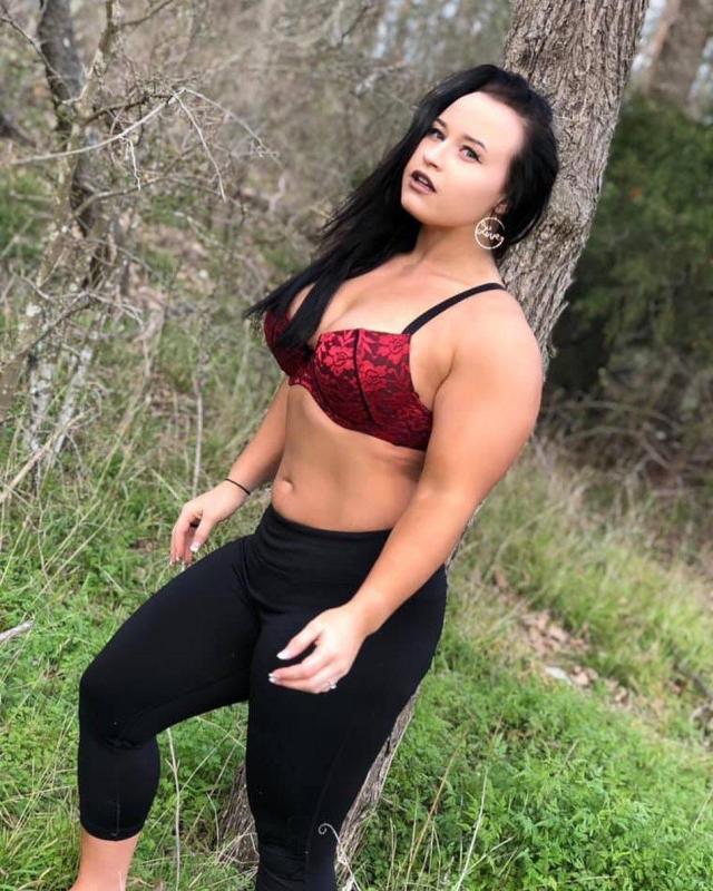 Jordynne Grace hot
