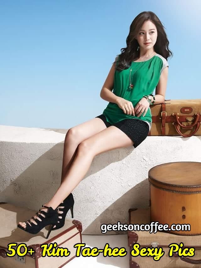 Kim Tae-hee Sexy Pics