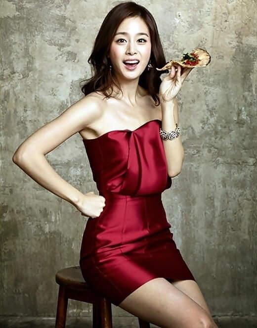 Kim Tae-hee beautiful pics