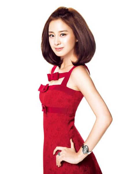 Kim Tae-hee sexy looks