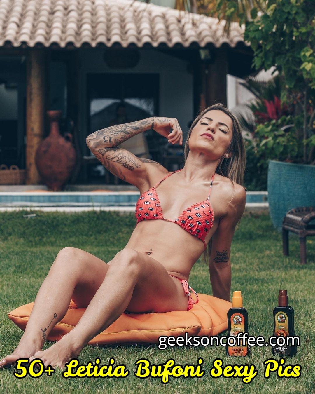 Leticia Bufoni Sexy Pics