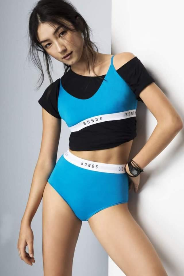 Natasha Liu Bordizzo hot looks