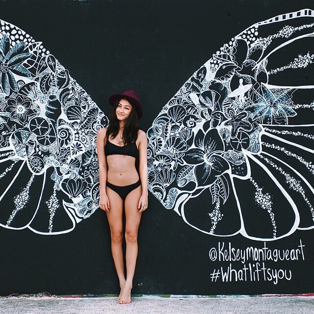 Natasha Liu Bordizzo sexy looks