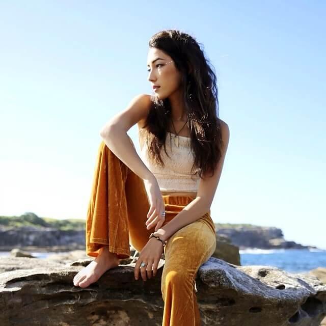Natasha Liu Bordizzo sexy