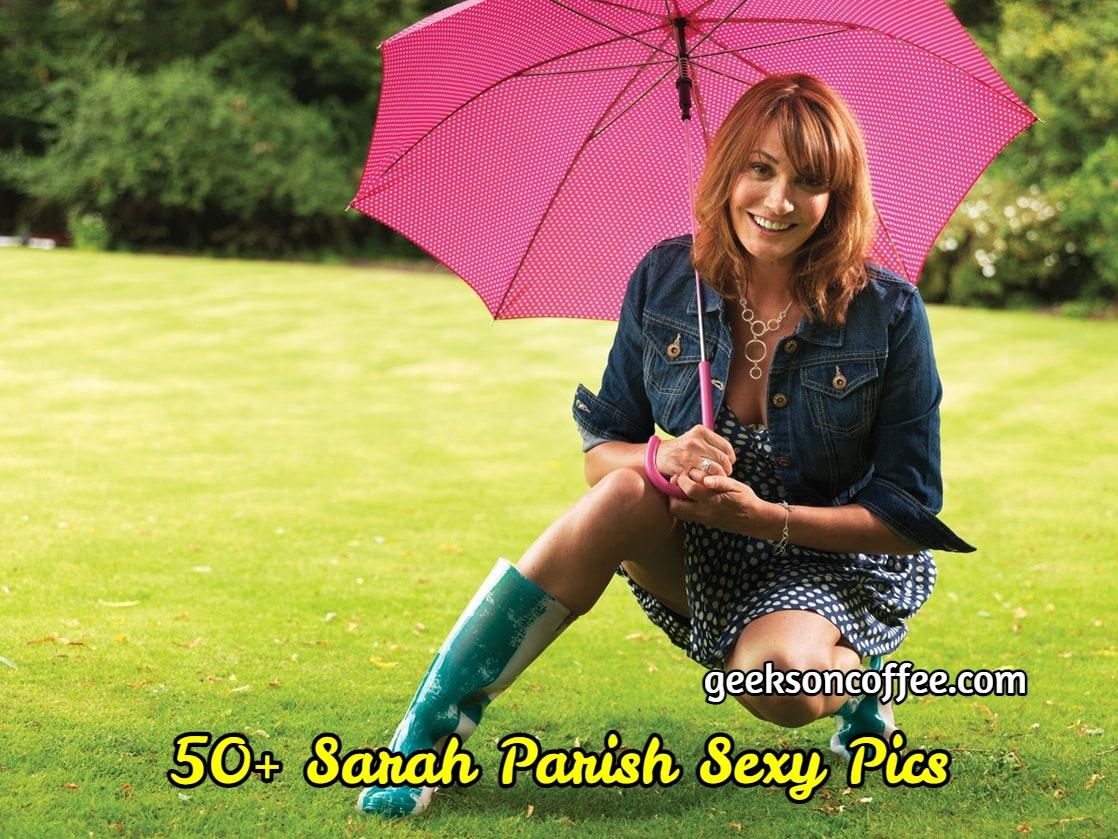 Sarah Parish Sexy Pics