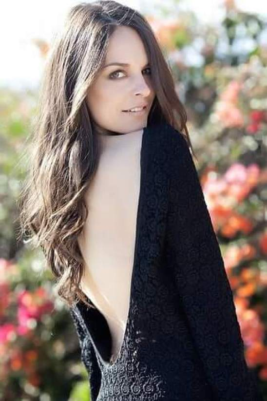 Yara Martinez sexy back