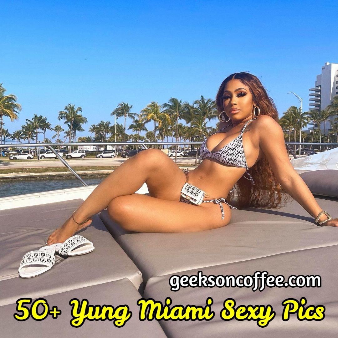 Yung Miami Sexy Pics
