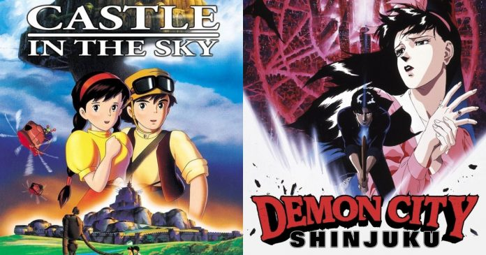 10 Underrated 80s Anime Movies You Probably Haven't Seen