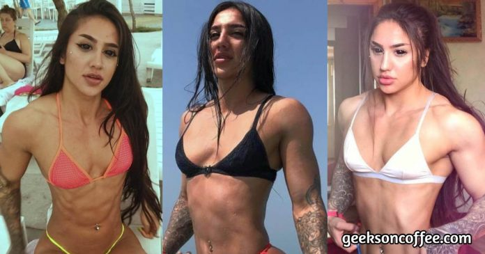51 Bakhar Nabieva Hot Pictures Show Off Her Flawless Figure