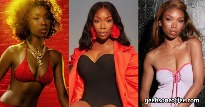 51 Hottest Brandy Norwood Pictures Are Exquisitely Enticing